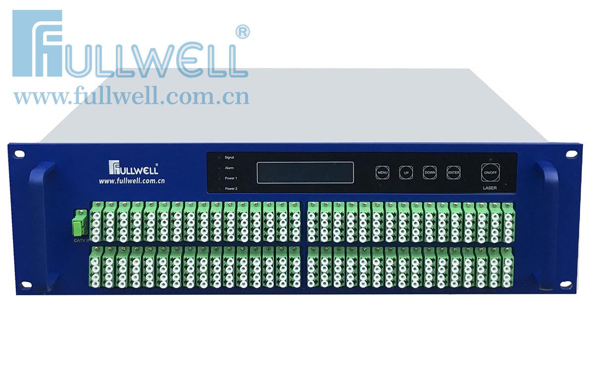 256路输出CATV EDFA光纤放大器