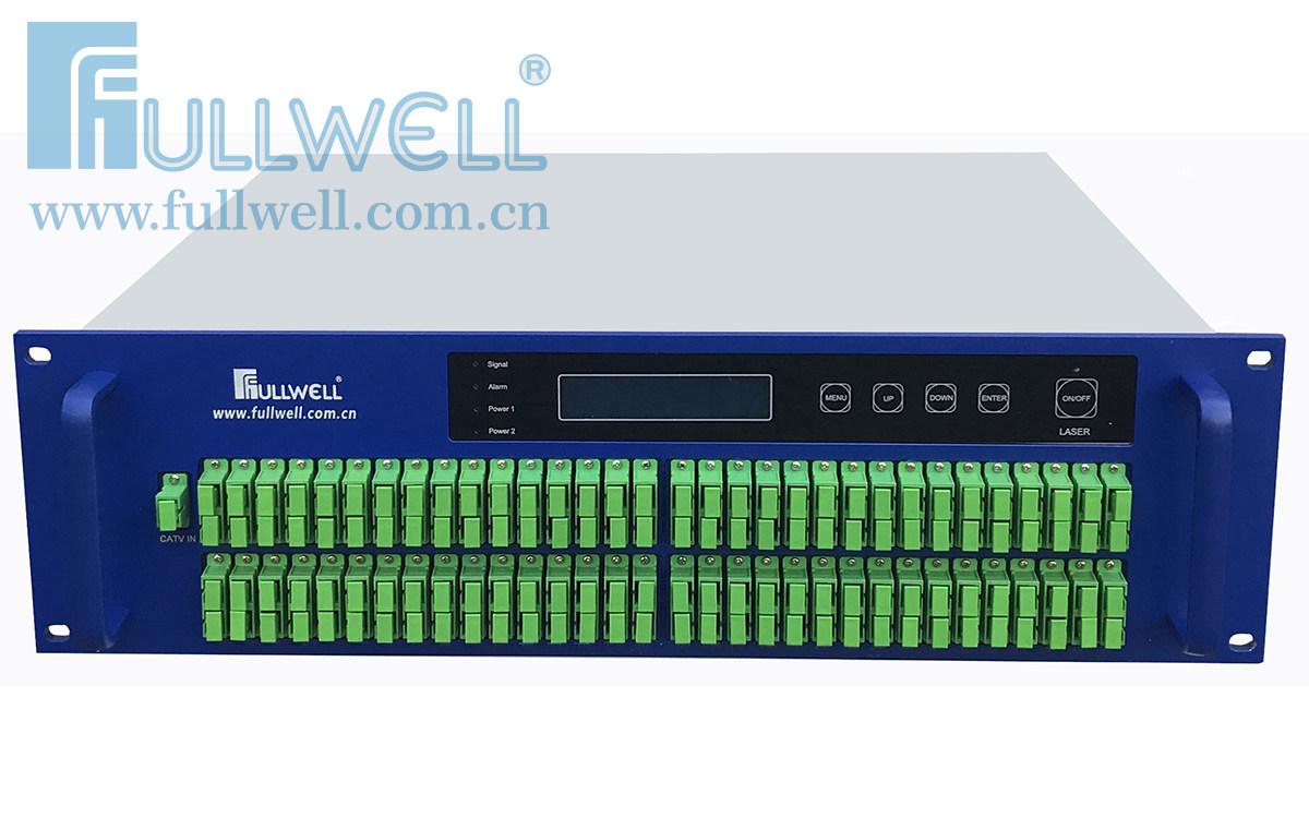 128路输出CATV EDFA光纤放大器